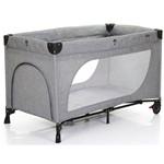 Berço Desmontável Moonlight Set Woven Grey Abc Design