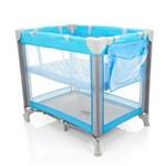 Berço Mini Safety 1st Play Pop C55 15kg Blue - Dorel