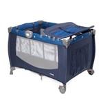 Berço Portátil com Mosquiteiro Cielo Azul Infanti Kdd-930-b