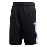 Bermuda Adidas 3 Stripes Preto P