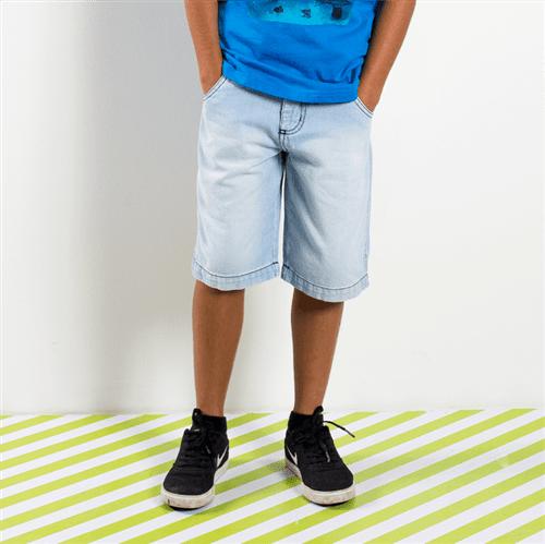 Bermuda Avulso Jeans/12