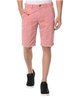 Bermuda Color Calvin Klein Jeans Five Pockets Vermelho - 38