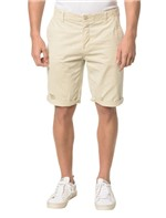 Bermuda Color Chino com Respingo - 36