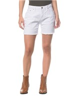 Bermuda Color Five Pockets - Branco 2 - 34
