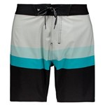 Bermuda Hang Loose Blockstripe Preta - Hang Loose - Hang Loose