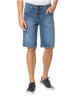 Bermuda Jeans Five Pockets - Marinho - 36