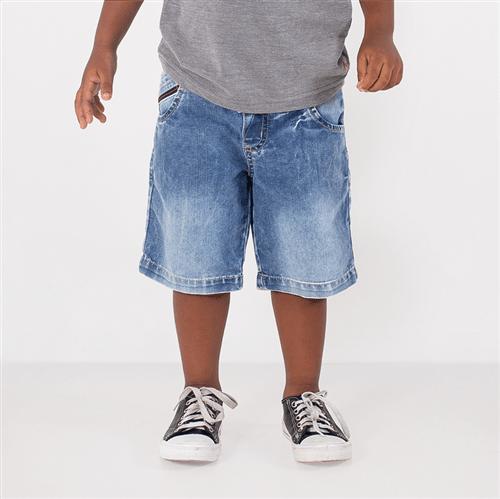 Bermuda Polos com Bermuda Jeans/1 e 2