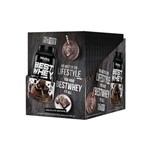 Best Whey 15 Sachês 35g - Brownie Chocolate