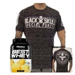 Best Whey 900g + Camiseta Space Force !!