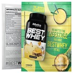 Best Whey - Abacaxi Frape - 1 Sachê 35g Dose Única - Atlhetica Nutrition