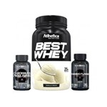 Best Whey + Chromium - 200 Tab + Thermo Flame 60 Caps!