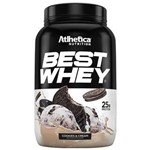 Best Whey Cookies & Cream (900g) - Atlhetica Nutrition