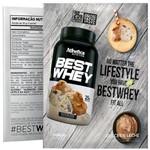 Best Whey - Doce de Leite - 1 Sachê 35g Dose Única - Atlhetica Nutrition
