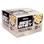 Best Whey Protein Ball Chocolate Branco (cx 12 Unidades 50g)
