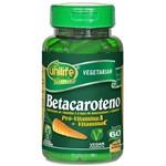 Betacaroteno com Vit a e Vit C 500mg Unilife 60 Capsulas