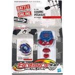 Beyblade Cosmic Pegasus B146 Hasbro Battle Online com Lancador