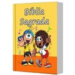 Bíblia Completa - Possui Capa Infantil e Muito Mais - Casal