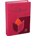 Biblia da Mulher, a - Flor - Sbb