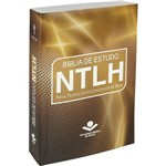 Bíblia de Estudo Ntlh - Marrom