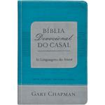 Bíblia Devocional do Casal Verde