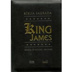 Biblia King James Atualizada - Ediçao de Estudo 400 Anos