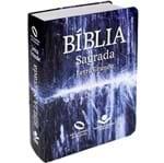 Bíblia Letra Grande Nova Almeida Atualizada Água
