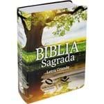 Bíblia Letra Grande Nova Almeida Atualizada Paisagem