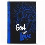 BÍblia NVT (God Is Love) - Letra Grande