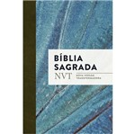 Biblia Sagrada - Azul Claro - Mundo Cristao