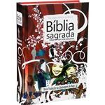 Bíblia Sagrada - com Notas para Jovens - Ntlh - (Vermelha)