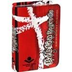 Bíblia Sagrada Edição de Bolso RA Vermelha Jovem
