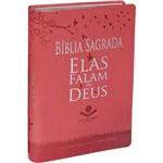 Biblia Sagrada- Elas Falam de Deus - Sbb