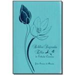 Biblia Sagrada Ella - Estudo Conciso - Azul