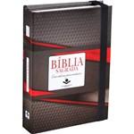 Bíblia Sagrada - Possui um Caderno para Anotações - Duotone