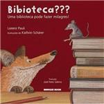 Biblioteca??? - Editora Brinque-Book