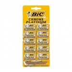 Bic Chrome Platinun Lâmina de Barbear 10x5