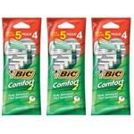 Bic Confort 2 Sensível Aparelho C/5 (kit C/03)