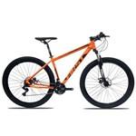 Bicicleta 29 First Smitt Alumínio 24V Câmbio Shimano Freio Hidráulico