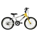 Bicicleta Aro 20 Evolution Amarela - Athor