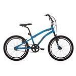 Bicicleta Aro 20 Furion Azul Fosco Houston
