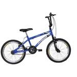 "Bicicleta Aro 20"" Free Action Azul Athor"