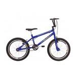 Bicicleta Aro 20 Status Cross Action - Azul