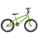 Bicicleta Aro 20 Status Cross Action - Verde