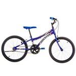 Bicicleta Aro 20 Trup Azul - Houston