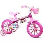 Bicicleta Aro 12 Flower - Nathor Bike Kids