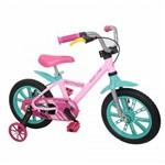 Bicicleta Aro 14 Feminina First Pro - Nathor