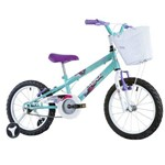 Bicicleta Aro 16 - Modelo TRACK GIRL - INFANTIL FEMININA - Sem Capacete - Track e Bikes