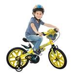 Bicicleta Aro 16 Transformers - Bandeirante