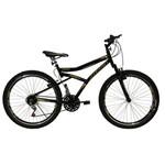 Bicicleta Aro 26 18M 45Mm Maximus Preta Athor
