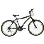 Bicicleta Aro 26 45Mm Atr Preto e Verde Athor